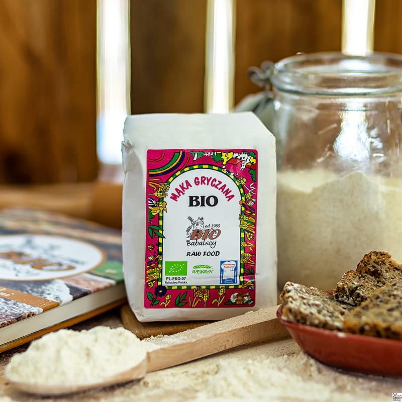 Mąki bezglutenowe | BioBabalscy