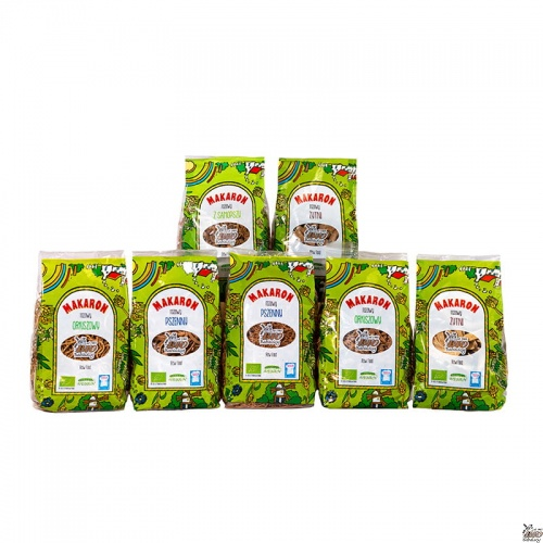 Ekologiczny pakiet obiadowy - ZIELONY